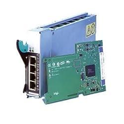 Intel - Intel Blade Server Ethernet Switch Module IXM5414E - Switch - 4 Ports -