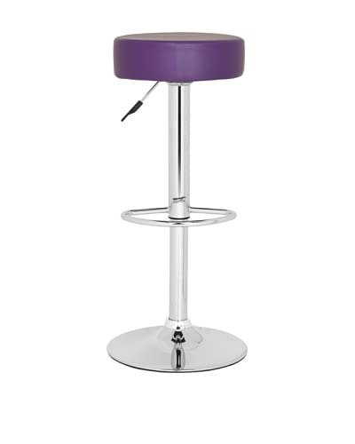 Safavieh Jude Barstool, Purple