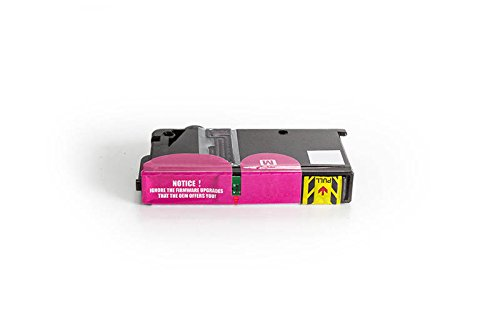 Kompatibel für Lexmark Pinnacle Pro 901 Tinte Magenta - No.100 XL / 0014N1094E - Inhalt: 9,6 ml