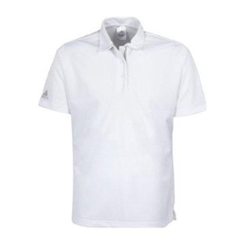 Adidas A15 Climalite Womens Polo Golf Shirt Size: Medium-