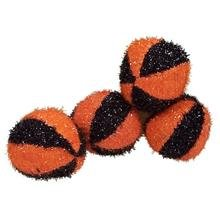 Glitter Balls For Cats 4 Pack
