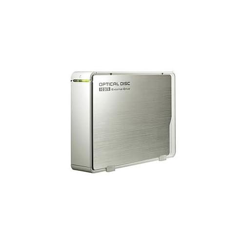 I-O DATA 3D再生対応外付型ブルーレイディスクドライブ BRD-3DU8