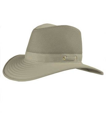 e4d8fe6077563 Tilley Hat - Broad Brim Hat with All Mesh Crown TM10 Review