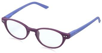 Vera Bradley Annette Round Reading Glasses,Heather,1.5