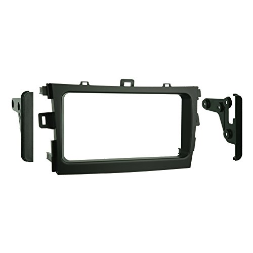 Metra 95-8223 Double DIN Installation Kit for 2009-up Toyota Corolla Vehicles (Toyota Corolla 2009 Double Din compare prices)
