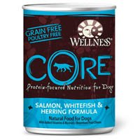 Wellpet Wellness Grain Free Canned Food For Adult Dogs Core