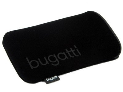 BUGATTI Luxus Tasche Neopren Case f&#252;r Nokia N900 N-900