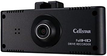 セルスター(CELLSTAR) コンパクトドライブレコーダー レーダー相互通信対応 Full HD画質 パーキングモード搭載 日本製3年保証モデル CSD-500FHR