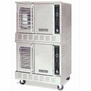 American Range M-2G Double Deep Depth Gas Convection Oven - Lp, Each