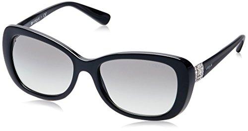 vogue-mod-2943sb-w44-11-55-mm-occhiali-da-sole-donna-nero-schwarz-taglia-unica-taglia-produttore-one