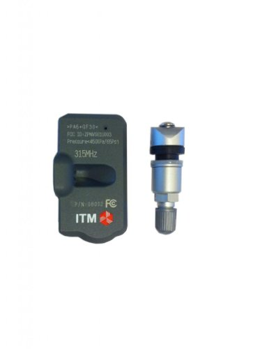 Itm Autoparts 08002 315Mhz Tpms Tire Pressure Monitoring Sensor For 2005-2008 Honda Pilot (Alloy) back-245930