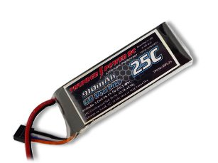 Thunder Power RC G6 Pro Lite 25C 910mAh 3-Cell/3S 11.1V Lipo Battery with JST