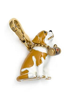 Juicy Couture St Bernard Gold Bracelet Charm