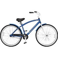 Mintcraft Mens Aluminum Beach Cruiser
