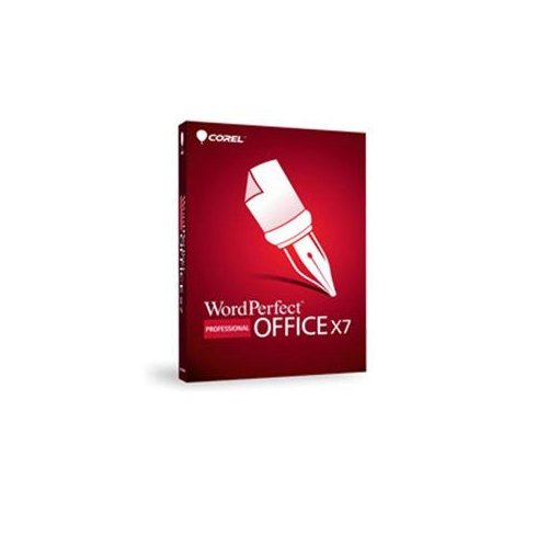Corel Wpox7Prendvd / Wordperfect Officex7 Proen Dvd