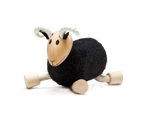Anamalz Wooden Black Ram - 1