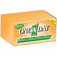 ONE-A-DAY ACTIVE MIND/BODY