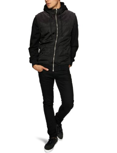 Reef Vest Plus Men's Jacket Black Large