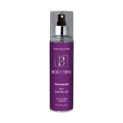Body Boudoir Body Dew Pheromone Silky Body Oil,