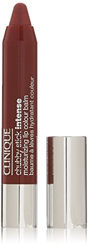Clinique Chubby Stick Intense Moisturizing Lip Colour Balm, No. 02 Chunkiest Chili, 10 Ounce (Chubby Stick Chunkiest Chili compare prices)