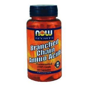 Now Foods: Branched Chain Amino Acids, 60 caps