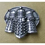 Doctor Who Dalek Pewter Belt Buckle