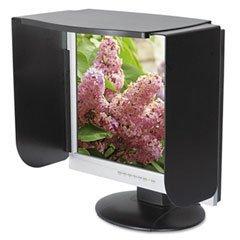 Kantek Monitor Privacy Visor For 14 To 17-Inch Lcd And Crt Monitors (Mv14/17B)