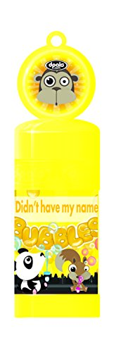 John Hinde dPal Bubbles They Didn't have my name Bottle, One Color, One Size - 1