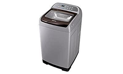 Samsung WA65H4000HD/TL Fully automatic Top-loading Washing Machine (6.5 kg, Light Grey)