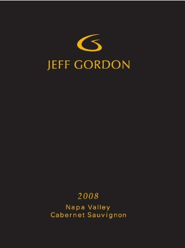 2008 Jeff Gordon Napa Valley Cabernet Sauvignon 750 Ml