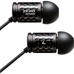 ゼロオーディオ ダイナミック密閉型カナルイヤホンZERO AUDIO CARBO BASSO ZH-DX210-CB