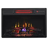 ClassicFlame 26-In SpectraFire Infrared ...