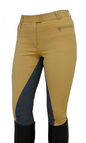 Reithose Champion Golden Dress Micro 2000 apricot/grau