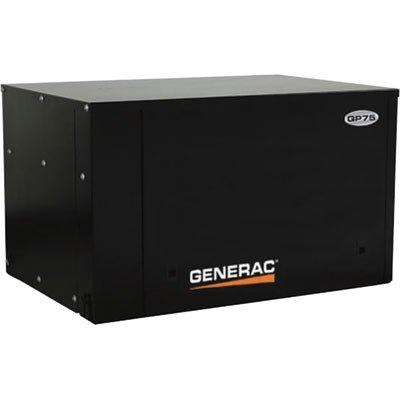 Generac 5860 QP75LP 7,500 Watt QuietPact Propane