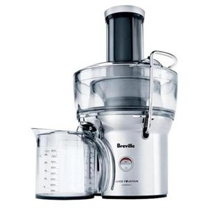 Vonshef Masticating Juicer Reviews : Breville Bje200xl Compact Juice Fountain 700-watt Juice Extractor Masticating Juicer Reviews
