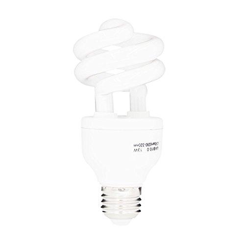 Aiicioo Reptile UVB Bulb 10.0 Desert Terrarium Light Compact Fluorescent Terrarium Lamp 13 Watt (Uvb Turtle Lighting Kit compare prices)