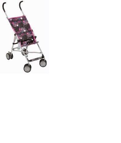 Cosco Juvenile Umbrella Stroller Without Canopy, Bead Girl