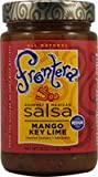 Frontera Salsa Medium Mango Key Lime -- 16 oz