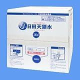 日田天領水 バッグインボックス 20L(20000ml)