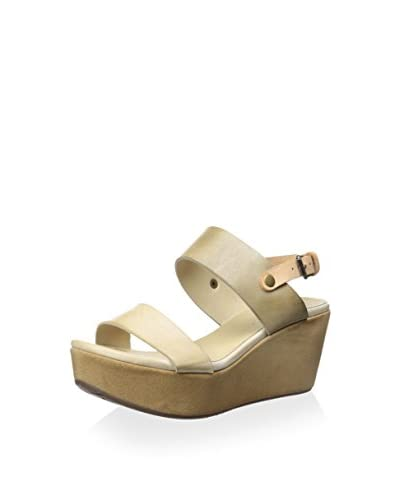 Chocolat Blu Women's West Sandal  [Khaki]