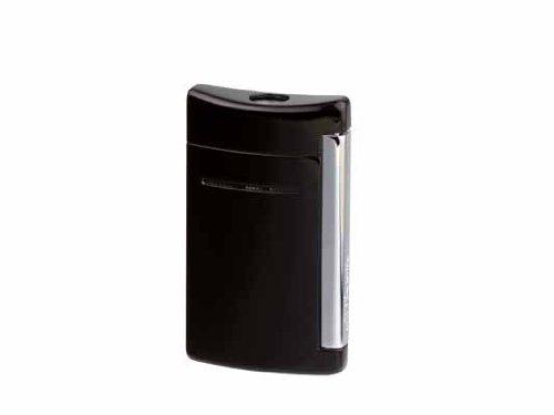 st-dupont-minijet-lighter-glossy-black