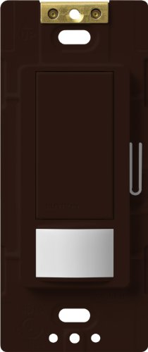 Lutron Ms-Ops5M-Br Maestro Satin Colors 5 Amp Occupancy Sensing Switch, Brown