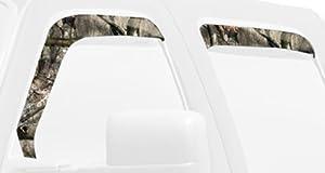 Mossy Oak Graphics 10008-WV-TS Treestand Camouflage Window Visor Accent Kit