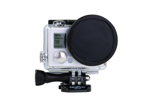 Gopro Hero4 Polarizer Glass Filter-Gopro Hero4 And Hero3+ Accessories front-202980