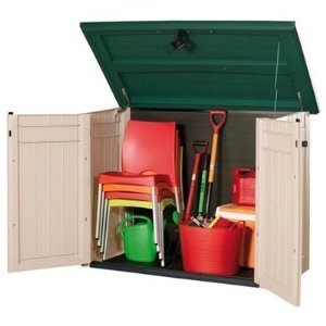 Keter Store it Out XL Plastic Garden Storage Shed
