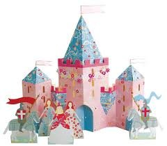 Meri Meri Princess Castle Centerpiece
