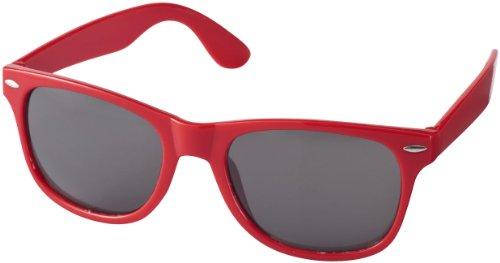 Cabana Sonnenbrille - UV-Schutz 400 - Trendy Sonnenbrille (rot)