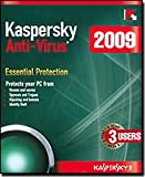 Kaspersky Antivirus 2009 - 3 User Edition