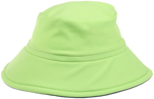 Flap Happy Infant Fun in the Sun Hat Tide Pool Combo, Mint/Navy, X-Large