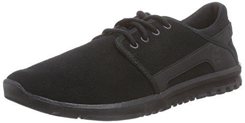 Etnies - Scout, Sneakers da uomo, nero (black/black/black), 40